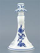 Tall Porcelain Candlestick