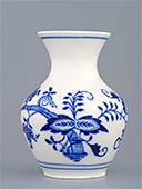 Blue Onion Porcelain Zwiebelmuster Vase
