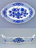 Porcelain Basket - Perforations