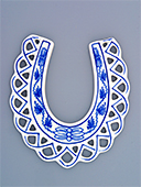Christmas Horseshoe Decoration