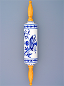 Blue Onion Porcelain Rolling Pin