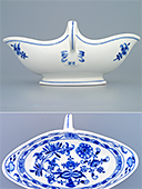 Czech Porcelain Sauceboat