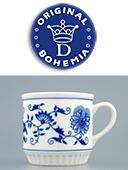 Leo Zwiebelmuster Porcelain Mug