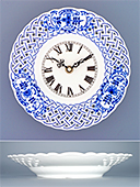 Zwiebelmuster Wall Clock Perforated