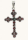 Silver Pendant Cross